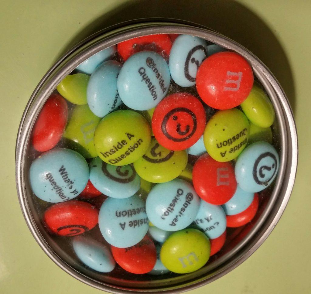 IAQ candy